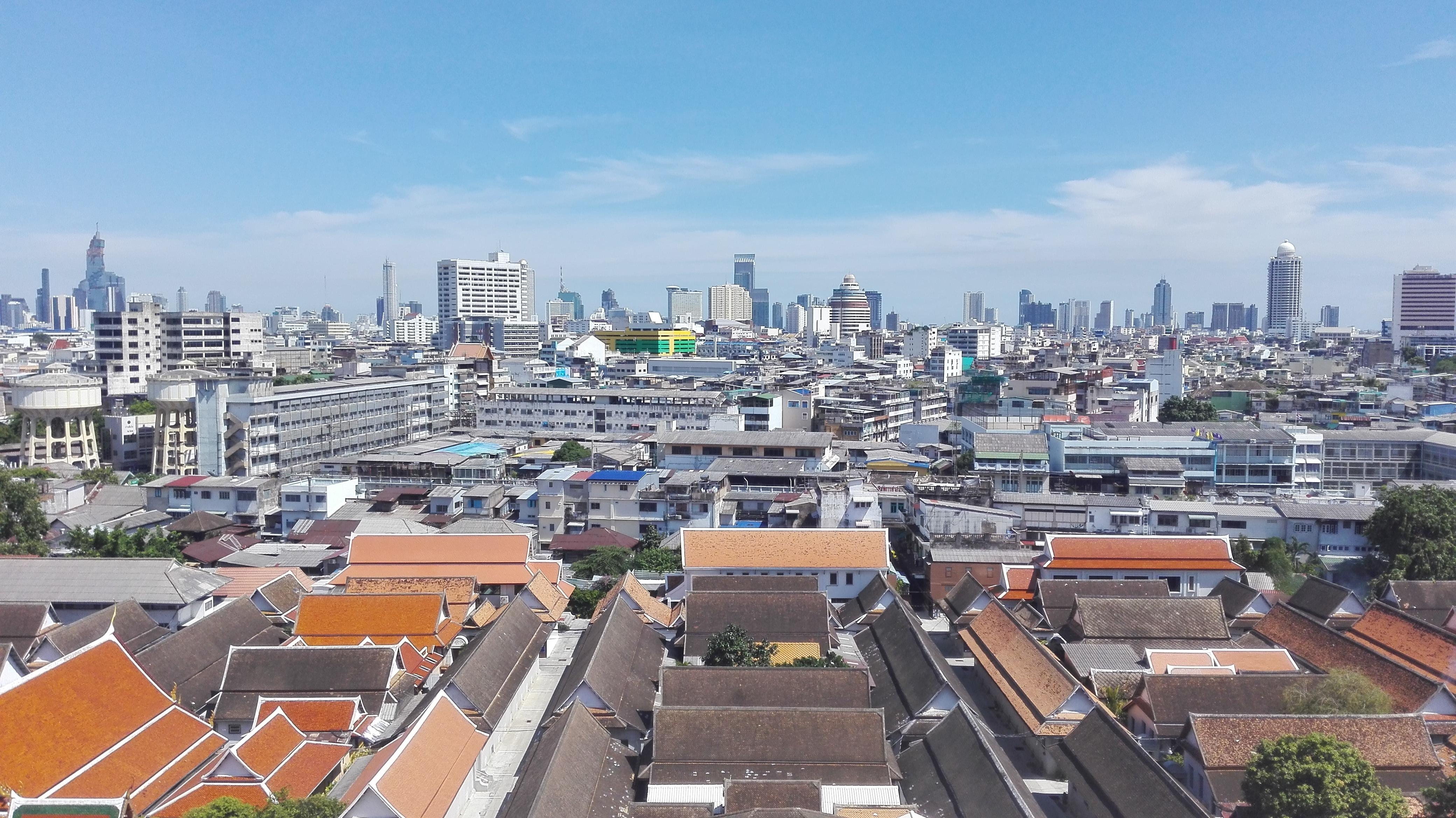 Bangkok - Mirador Montaña Dorada