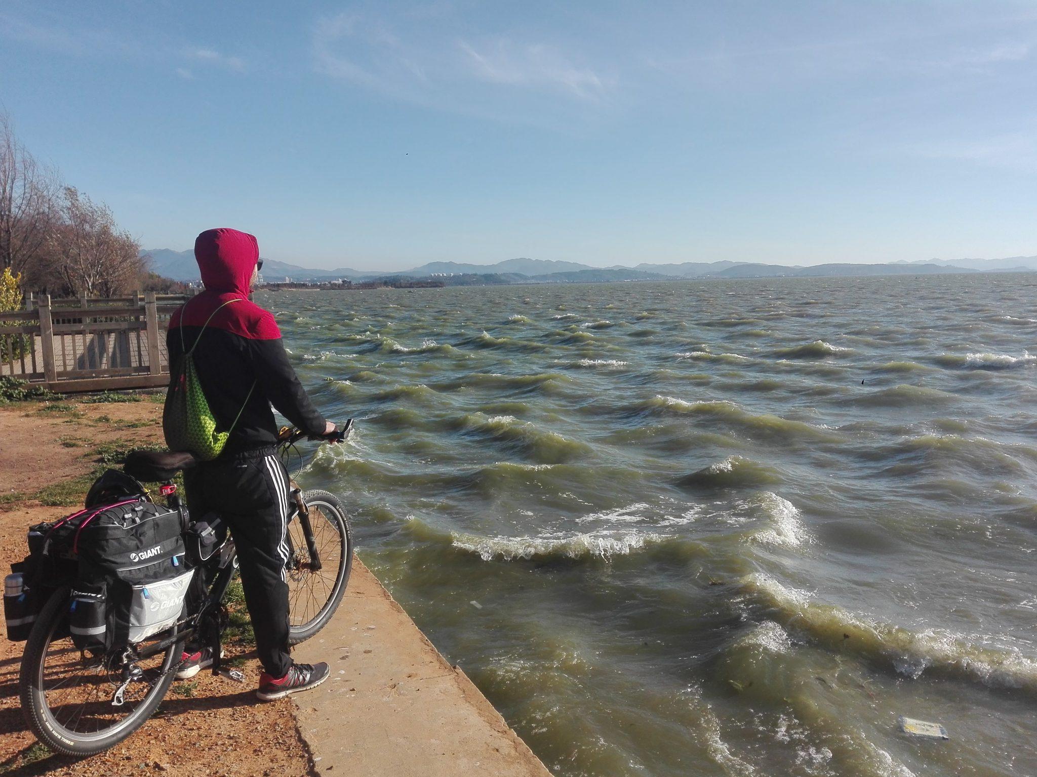 China - Yunnan - Viaje en bicicleta por China